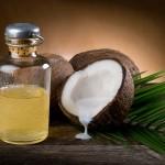 Кокосовые масло для волос